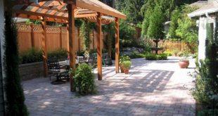 Small Backyard Paver Patio Ideas Design (Small Backyard Paver Patio Ideas Design) design ideas and photos