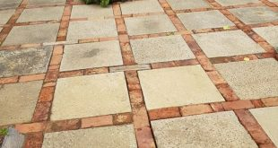 This is a very simple and inexpensive solution to a patio, walkway etc. Cement s...