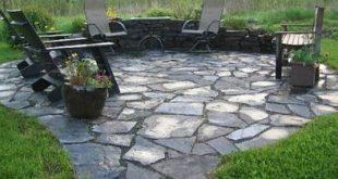 Backyard Landscape Design   Slate Landscape Designs, Slate Landscaping Pictures,...