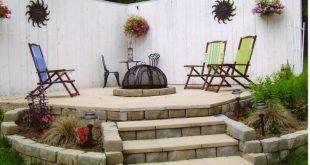 Landscaping Ideas > Landscape Design > Pictures: Roxi's Firepit Patio