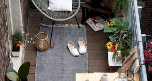 80 Awesome Small Patio on Budget Design Ideas