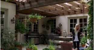 30+ Amazing Small Backyard Patio Ideas On A Budget - #Amazing #Backyard #Budget ...