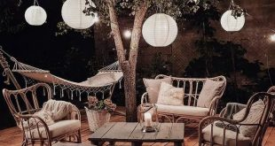 21 Verschönern Sie Ihren Außenbereich mit kleinem Budget #outdoorspace #patiod...