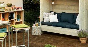Alles selbstgebaut. Deine Gartenmöbel für einen perfekten Tag an der frischen ...
