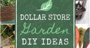 Geben Sie Ihrem Garten eine Verjüngungskur für weniger mit diesen DIY Ideen. F