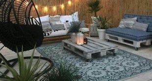 59 Creative DIY Patio Gardens Ideas on a Budget