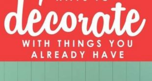 33 ideas diy home decor on a budget easy saving money