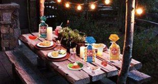 47 creative outdoor patio ideas backyards for small yards 21 #outdoorpatio #backyards #outdoorpatio
