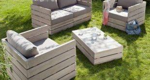 ᐅ Gartenmöbel aus Paletten ᐅ Palettenmöbel Garten
