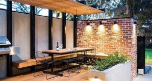 26+ Patio Ideas to Beautify Your Home On a Budget #Beautify #budget #Home #idea