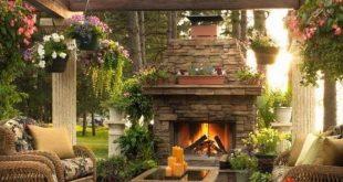 30+ erstaunliche kleine Hinterhof Patio Ideen mit kleinem Budget – Gurudecor