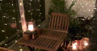 42 Creative Small Apartment Balcony Dekorieren von Ideen mit kleinem Budget - Beatriz De Moraes Rodrigues