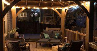 45 Stylish Backyard Gazebo Ideas On A Budget