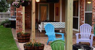 50 Hinterhof-Landschaftsgestaltung Ideen, die Sie zu Hause fühlen lassen