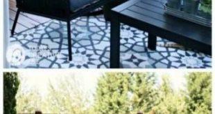 51 Trendy apartment patio ideas on a budget diy balconies outdoor living - #Apar...