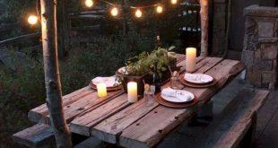 53+ Ideen für komfortable Terrassentische zum kleinen Preis