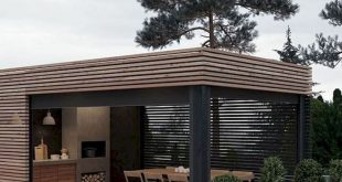 55 fantastische Outdoor-Küchenideen zum kleinen Preis #fantastische #kleinen #...