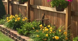 Decorating Ideas for Patio Fences – The Patio is the perfect place for the fam...