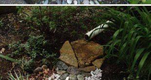 , Die besten 20 DIY-Ideen, um eine dekorative Downspout-Landschaft zu schaffen