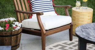 Patio Makeover On A Budget