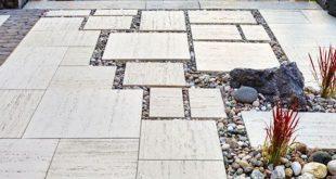 Populär von Patio Slabs Design Ideas 1000 Images Über Japanese Gardens Pavers Auf Pinterest - Nick Wright