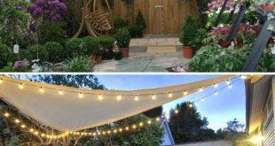 Umwerfende Möglichkeiten, um Schatten auf Ihren Garten oder Ihre Terrasse zu bringen