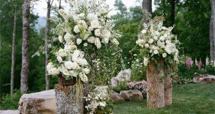 super Hochzeitsdekorationen »22 rustikale Hinterhof Hochzeitsdekoration Ideen zu einem
